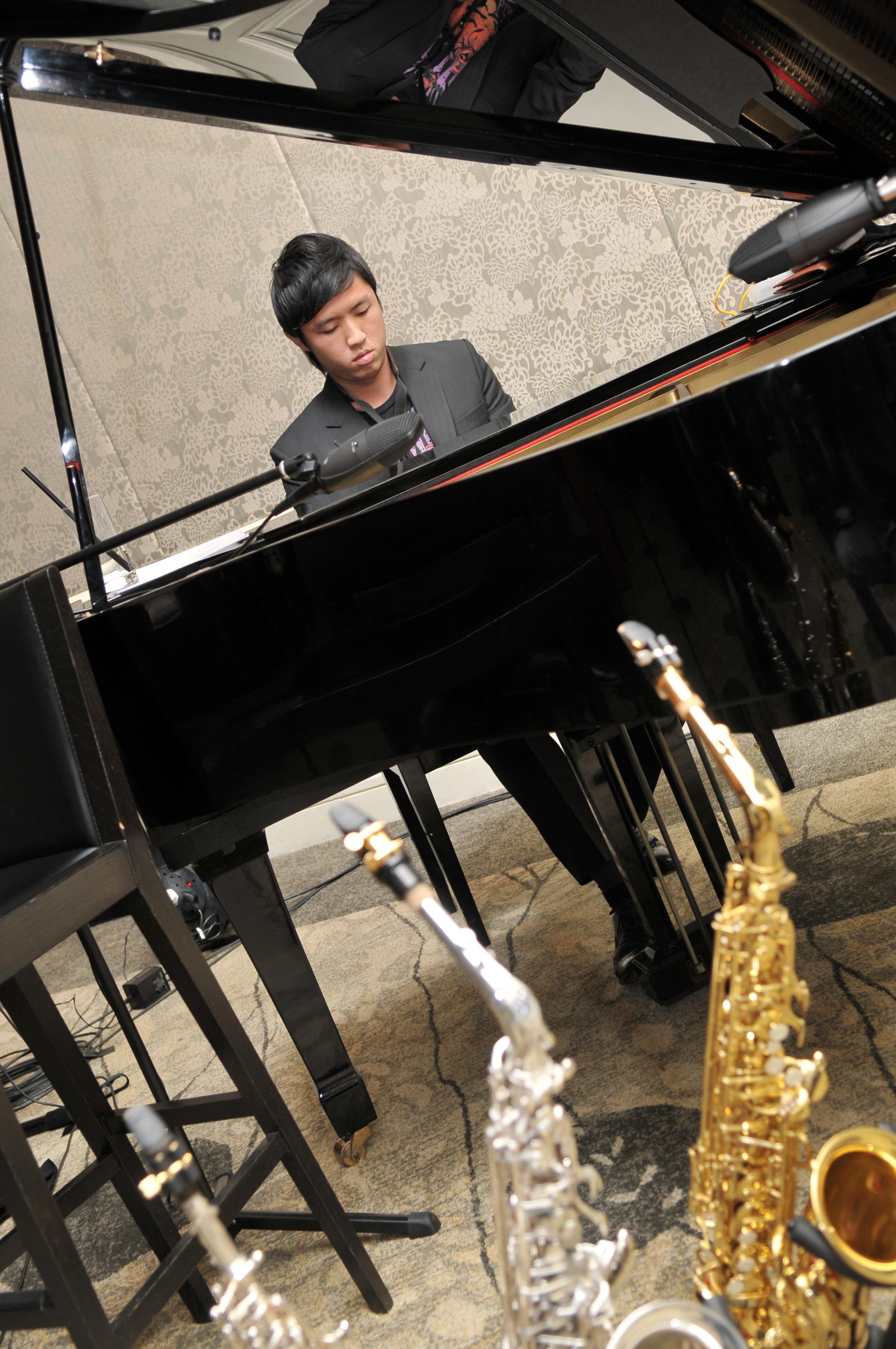 Wedding @ Mandarin Oriental Hotel | SoundGrove Music